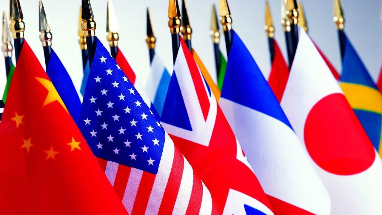 поставщики разных стран
